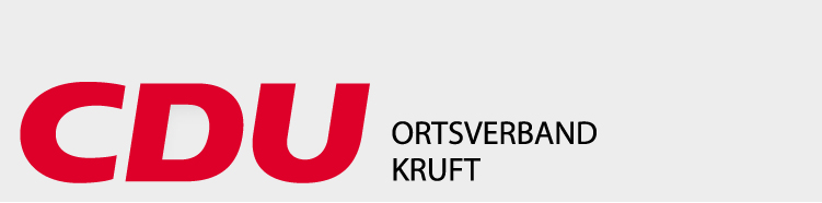 Logo CDU Kruft